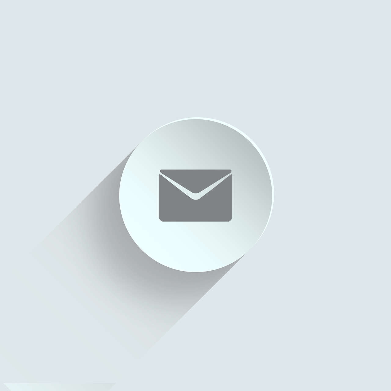 email, icon, mail
