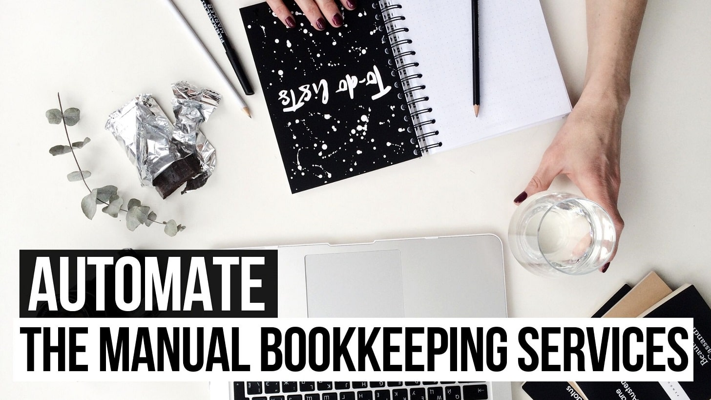 platform to automate the manual bookkeeping services